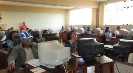 El Instituto Mayorga inicia capacitacin a Trabajadores en Cayalt