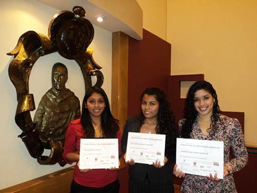 Alumnas USAT obtienen Acreditacion en Competencias Laborales en Mxico (1)