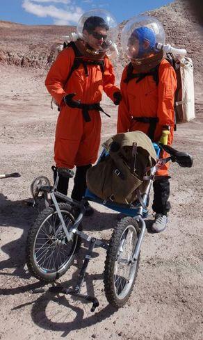 Egresado USAT participa en proyecto de la NASA2
