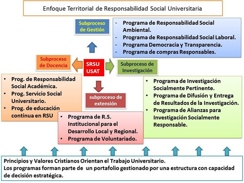 Estructura RSU Usat