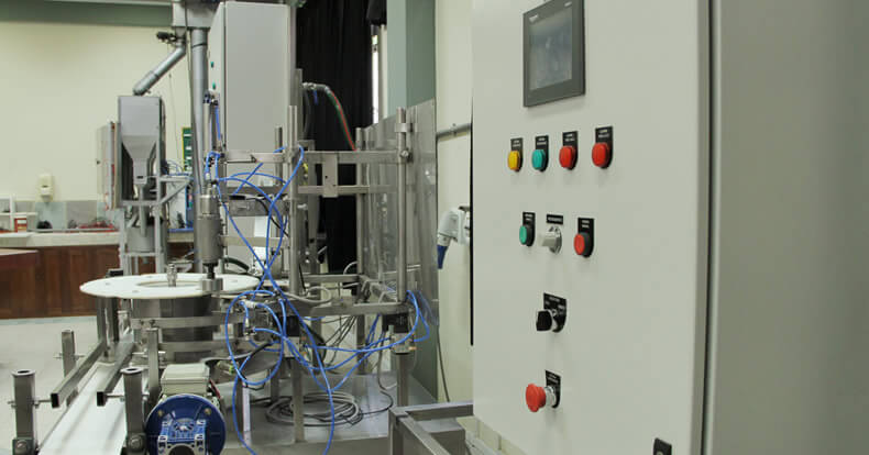Laboratorio - industrial