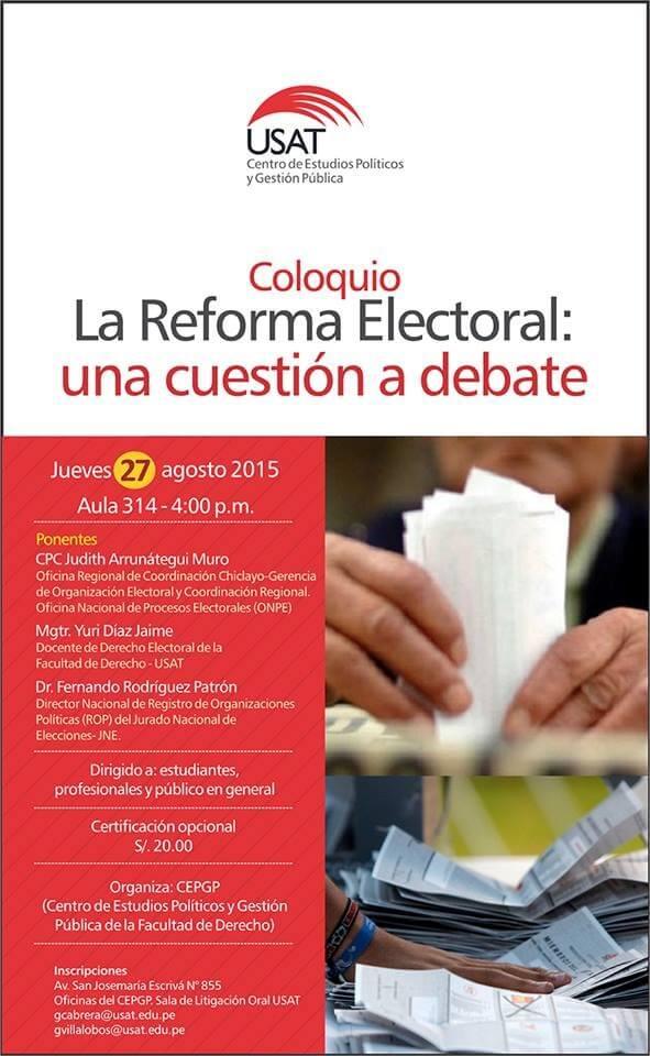 reformaelectoral