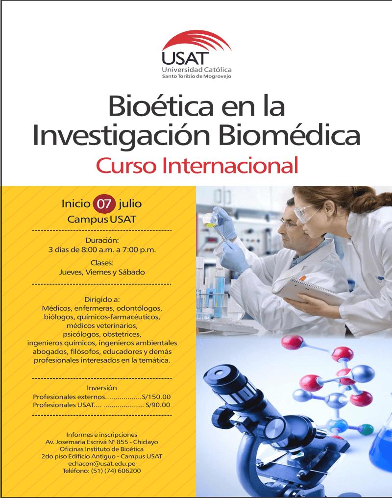 Afiche bioetica
