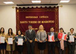 USAT celebra Día del Docente Universitario