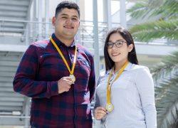 Estudiantes de Psicología USAT obtienen reconocimiento por Proyecto de Investigación