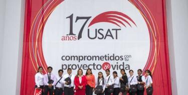 Estudiantes de Universidad del Callao visitan la USAT