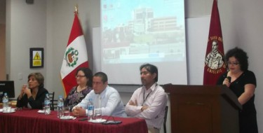 USAT organiza coloquio sobre juventud y drogas