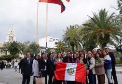 RSU – USAT:  Pasantía técnica en Loja