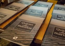 "ICUSAT presenta poemario ""Quijotes Ultramarinos"" de Paul Montjoy"