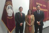 Docente de la Facultad de Derecho USAT participa en la VI Convención de Derecho Público – UDEP