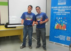 Estudiantes USAT premiados en concurso latinoamericano