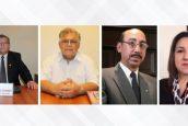 Cuatro docentes USAT obtienen diploma en Responsabilidad Social por universidad chilena