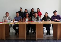 Docentes de la Escuela de Administración Hotelera USAT organizan Taller de Presentación y Socialización para Investigación del FONDECYT