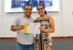 Docente USAT participó en el I Congreso Internacional de Emprendimiento y Liderazgo en Piura