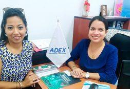 Escuela de Administración de Empresas USAT y ADEX renuevan lazos de trabajo