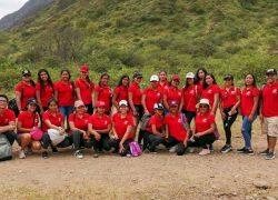 Delegación estudiantes de la Escuela de Administración Hotelera y de Servicios Turísticos USAT realiza visita a Mayascon