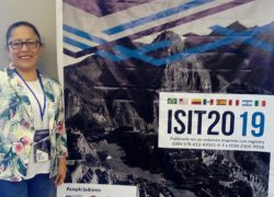 Docente USAT participa en el 10TH International Symposium on Innovation and Technology 2019