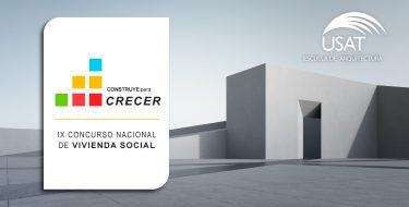Escuela de Arquitectura USAT integra equipo internacional que obtuvo mención honrosa en concurso del Ministerio de Vivienda del Perú