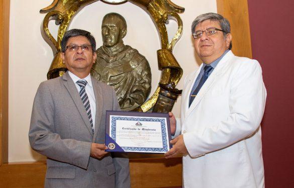Escuela de Medicina se incorpora a la Asociación Peruana de Facultades de Medicina – ASPEFAM