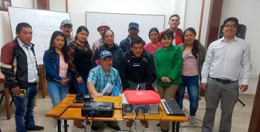 Docente de la Facultad de Empresariales USAT capacita a las Juntas Administradoras de Acueductos Rurales de Colombia