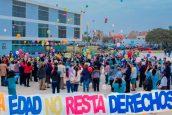 USAT celebra el Día Internacional de la Persona Adulta Mayor