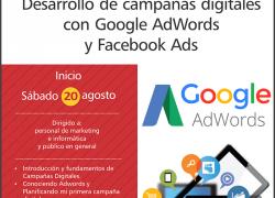 Curso: Desarrollo de campañas digitales