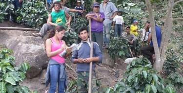 Alfabetización financiera para familias cafetaleras del caserío Alto Perú  en Cajamarca.