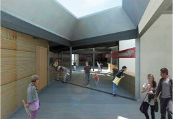 Proyecto: Espacio público y mercado para regeneración urbana en San Antonio
