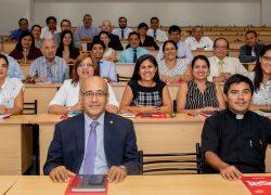 La Facultad de Ciencias Empresariales presenta a sus nuevos docentes