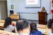 USAT capacita a sus docentes