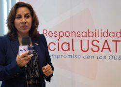USAT presenta Semana de Capacitación sobre Responsabilidad Social y los ODS