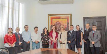 """USAT y CONFIEP realizan la conferencia """"Mujer en el Mundo Empresarial"""""""