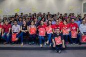 """Promoviendo el ingenio de los escolares lambayecanos con """"CREA USAT"""""""