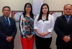 Facultad de Derecho USAT recibe a experta en Criminalista de la República de Chile