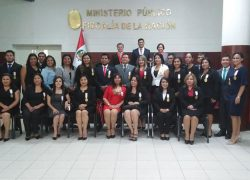 Egresado de la Facultad de Derecho USAT es nombrado Fiscal Adjunto Provincial de la Fiscalía Especializada de Paita – Piura