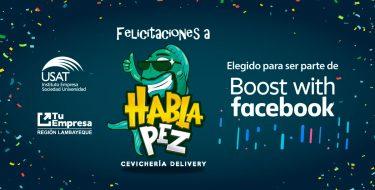 Cevichería chiclayana es seleccionada por Facebook para formar parte de su red de líderes
