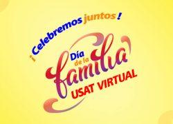 Comunidad USAT celebra el día de la familia