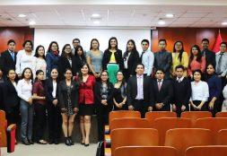 Egresados USAT integran Semillero de la Academia Nacional de la Magistratura 2018