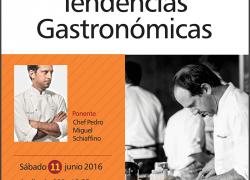 Conferencia-Taller: Tendencias Gastronómicas
