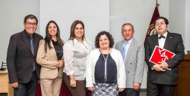 Ex viceministro de Interculturalidad brindó conferencias de Gestión Pública en la USAT