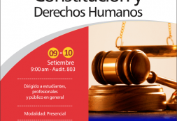 II Curso: Constitución y Derecho Humanos