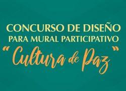 "ICUSAT presentó Concurso de Diseño para Mural Participativo ""Cultura de Paz"""