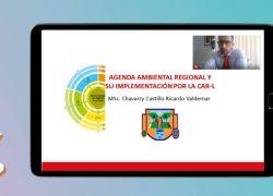 Coordinador ambiental USAT participa en II Encuentro de Gestión Ambiental en las municipalidades de Lambayeque