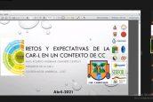 Coordinador ambiental USAT es ponente en conferencia virtual del Colegio de Ingenieros de Lambayeque