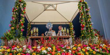 USAT celebra el Corpus Christi