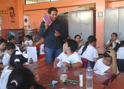 Escolares recibieron taller de Habilidades Sociales organizado por Educación USAT