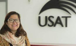 Profesora USAT es aceptada en la SIEP