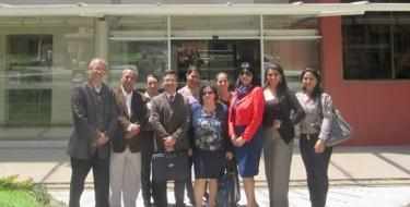 CEPGP realiza pasantía sobre desarrollo sostenible en Ecuador