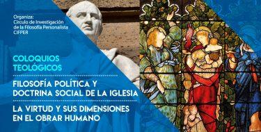 Departamento de Filosofía y Teología USAT inicia Ciclo de Coloquios Filosóficos y Teológicos