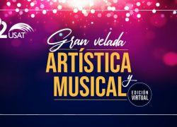 Derroche de talento y magia en la gran velada artística musical USAT